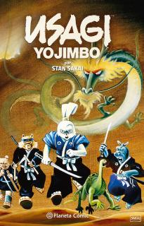 Usagi Yojimbo Fantagraphics 01 (de 2) (Integral)