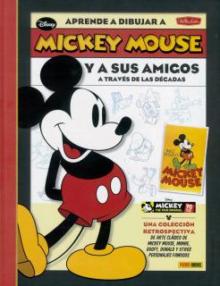 Aprende A Dibujar A Mickey Mouse Y A Sus Amigos