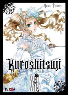 Kuroshitsuji 13