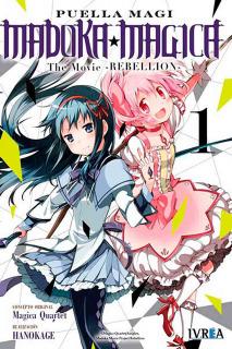Madoka Magica: The Movie Rebellion 01