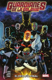 Guardianes de la Galaxia 01 - El Desafio Final