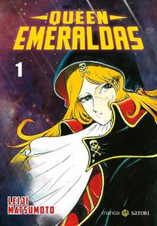 Queen Emeraldas 01