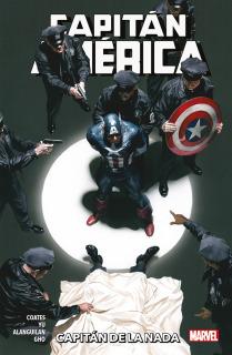 Capitan America (TPB) 02 Capitán de la Nada