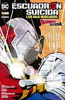 Escuadrón Suicida: Deadshot/Katana Los Más Buscados 05