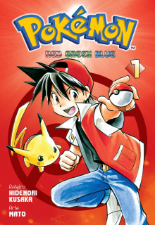 Pokemon: Red, Green, Blue