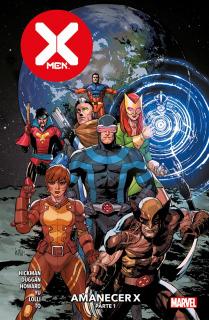 X-Men 05: Amanecer X Parte 1