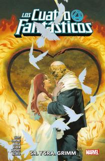 Los Cuatro Fantásticos  02: Sr. y Sra. Grimm