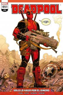Fresh Start - Deadpool 01: Solo lo hago por el dinero