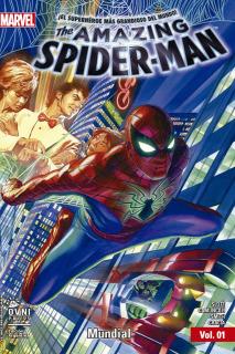 The Amazing Spider-Man 01: Mundial