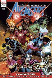 Fresh Start - Avengers Vol.1: