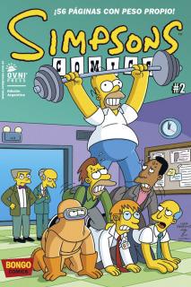 Simpsons Comics 02