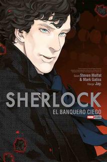 Sherlock 02: El Banquero Ciego