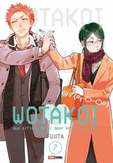 Wotakoi: Qué difícil es el amor para un otaku 07