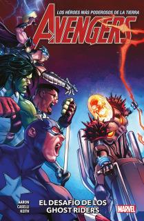 Avengers 03 - El Desafío de los Ghost Riders