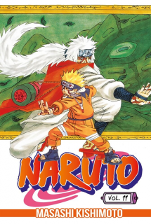 Naruto 11 (Panini Argentina)