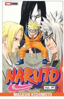Naruto 19 (Panini Argentina)