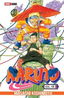 Naruto 12 (Panini Argentina)