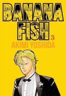 Banana Fish 03 (Panini Argentina)