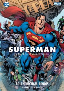 Superman de Brian Michael Bendis Vol. 2