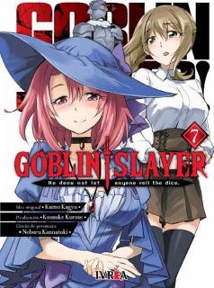 Goblin Slayer (Manga) 07 (Ivrea Argentina)