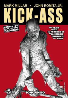 Kick-Ass (Tomo Único)