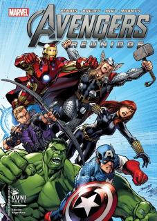 Avengers Reunidos 01