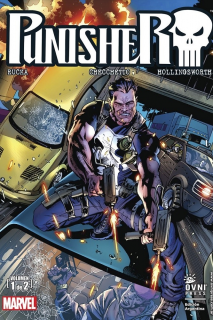 Marvel especiales: Punisher (pack 1 y 2)