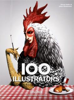 100 Illustrators (trilingüe)
