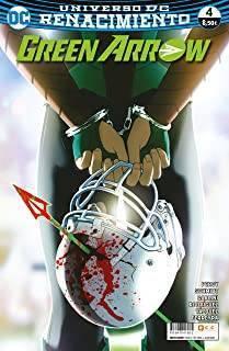 Green Arrow 4 (Renacimiento)