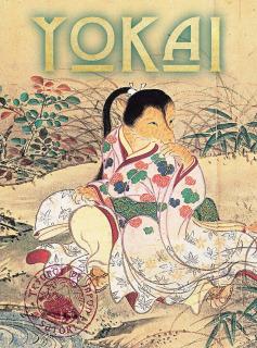 Yokai (TESOROS DE JAPON) (postales)