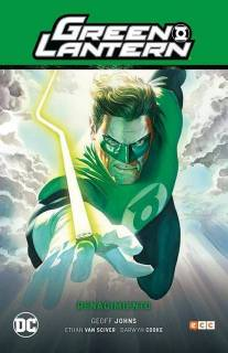 Green Lanter Renacimiento