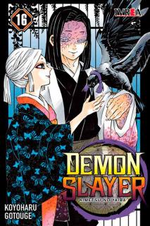Demon Slayer 16/23 (Kimetsu No Yaiba)