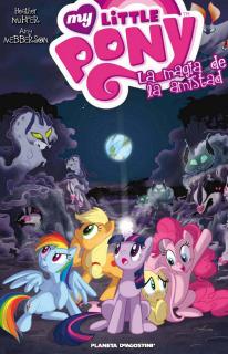 My Little Pony La magia de la amistad 02