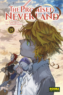 The Promised Neverland 19 (Norma)