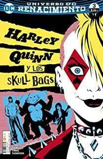 Harley Quinn 11/3 (Renacimiento)