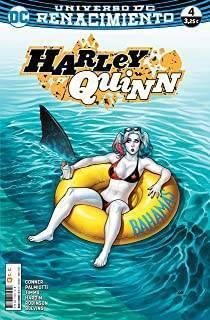 Harley Quinn 12/ 4 (Renacimiento)