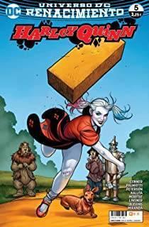 Harley Quinn 13/ 5 (Renacimiento)