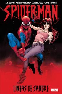 Spider-Man: Líneas De Sangre (HC) 01