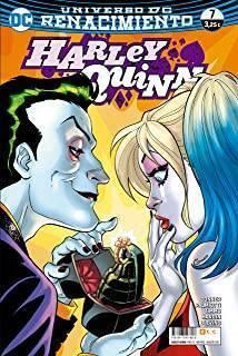Harley Quinn 15/ 7 (Renacimiento)