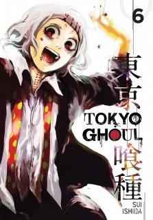 Tokyo Ghoul 6 (Ivrea Argentina)