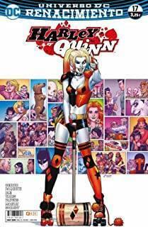 Harley Quinn 25/ 17 (Renacimiento)