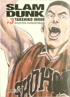 Slam Dunk 03 (Kanzenban)