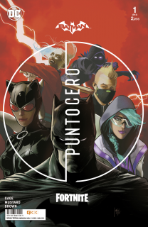 Batman / Fortnite: Punto Cero 1