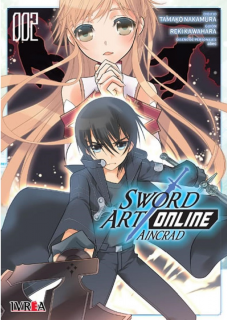Sword Art Online: Aincrad 02