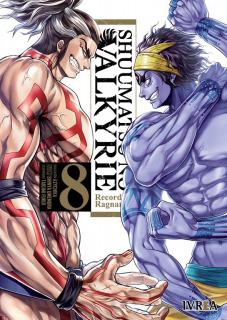 Shuumatsu No Valkyrie: Record of Ragnarok 08 (Ivrea Argentina)