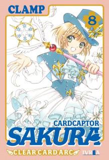 Cardcaptor Sakura: Clear Card Arc 08 (Ivrea Argentina)