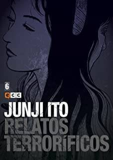 Junji Ito: Relatos Terroríficos 06