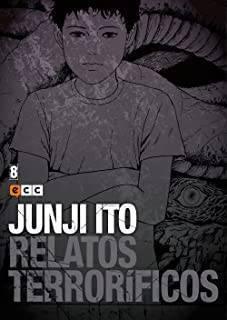 Junji Ito: Relatos Terroríficos 08