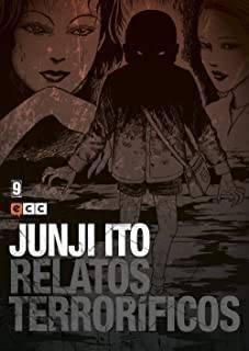 Junji Ito: Relatos Terroríficos 09