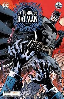 La Tumba de Batman 02 De 12